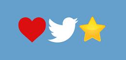 Tweets et Like du Ministre E.N et du Recteur