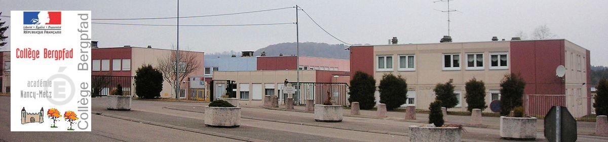 Collège BERGPFAD de Ham-sous-Varsberg