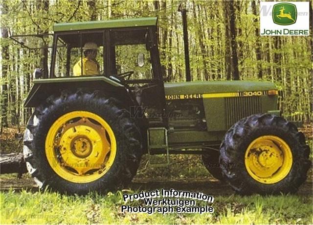 Tracteur john deere coll ge paul emile victor - Histoire du tracteur ...