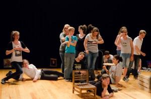 Atelier 2012 - La folie au theatre