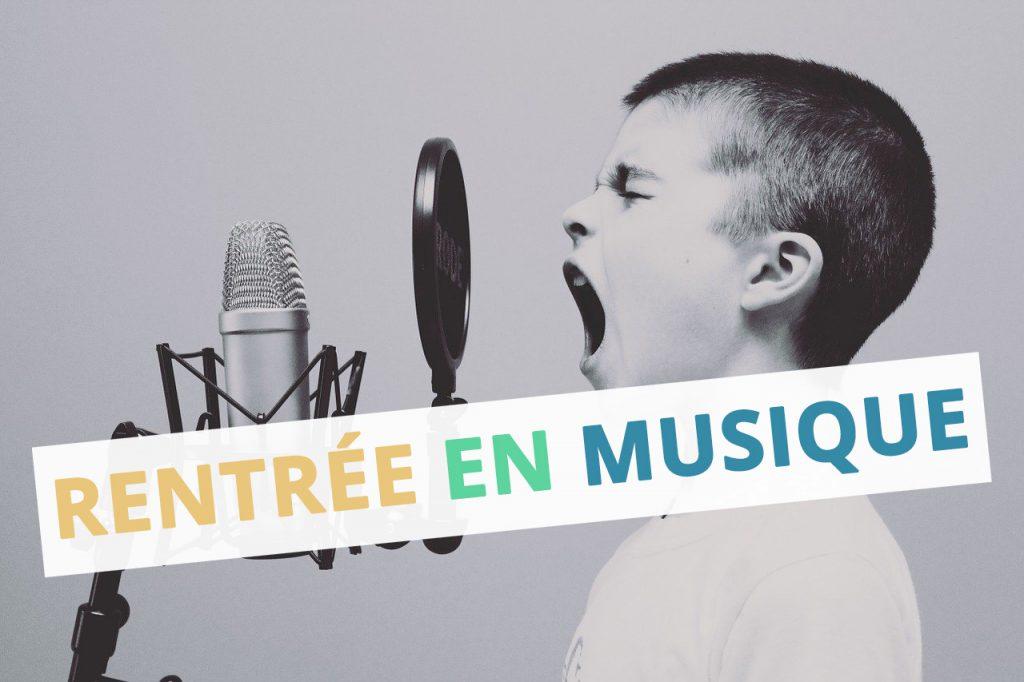 Rentrée en musique EAC57 Education Musicale DSDEN de la Moselle