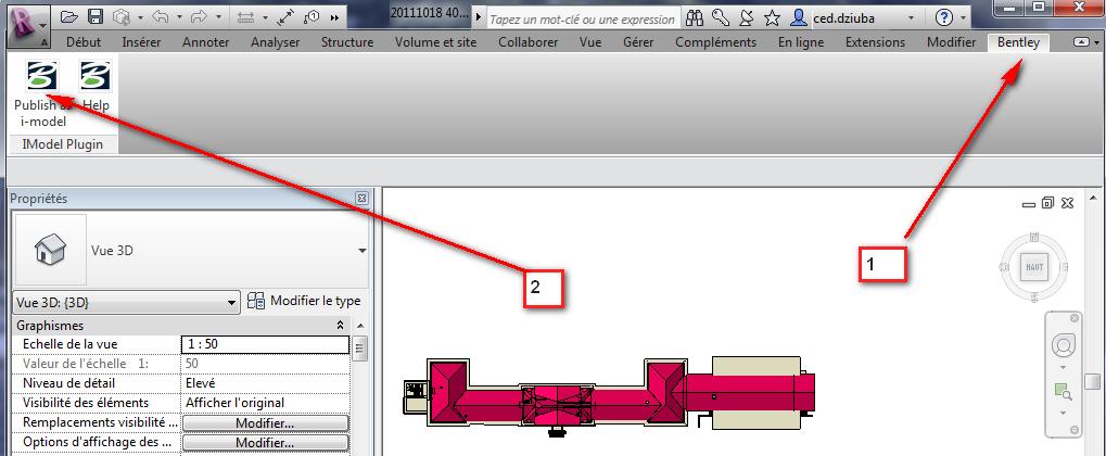 Creation D Un Pdf En 3d Avec Un Modele De Batiment Architecture Et