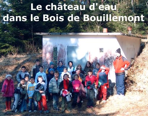 Le site des coles archives 2005 2006 notre commune for Piscine chateau d eau reims