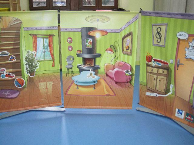 Le site de l 39 ecole des meix classe cycle 1 s curit for La cuisine dans le bain