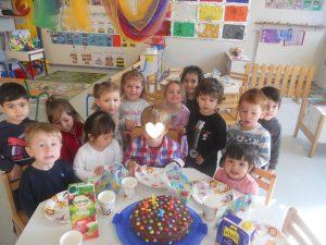 Joyeux Anniversaire Noah Ecoles Publiques De Bouzonville