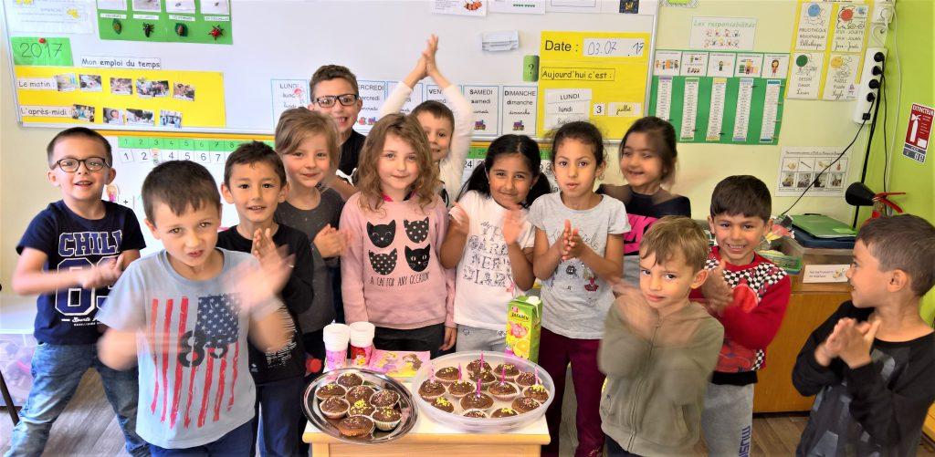 Joyeux Anniversaire Gaelle Ecoles Publiques De Bouzonville