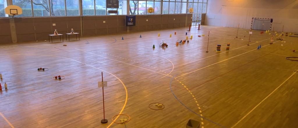 Rencontre Usep Jeux Petits Ecoles Publiques De Bouzonville
