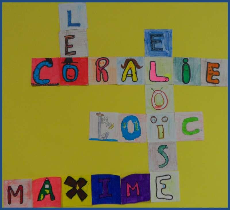 Ecole D Ogeviller Des Mots Crois 233 S De Pr 233 Noms Cm1 Cm2