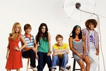 personnages de high school musical