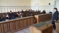 Les 2 COM 3 au Tribunal de Grande Instance de Metz.