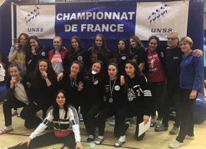 Championnat UNSS