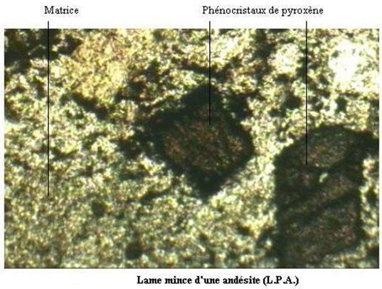 Roches Et Sites Geotectoniques