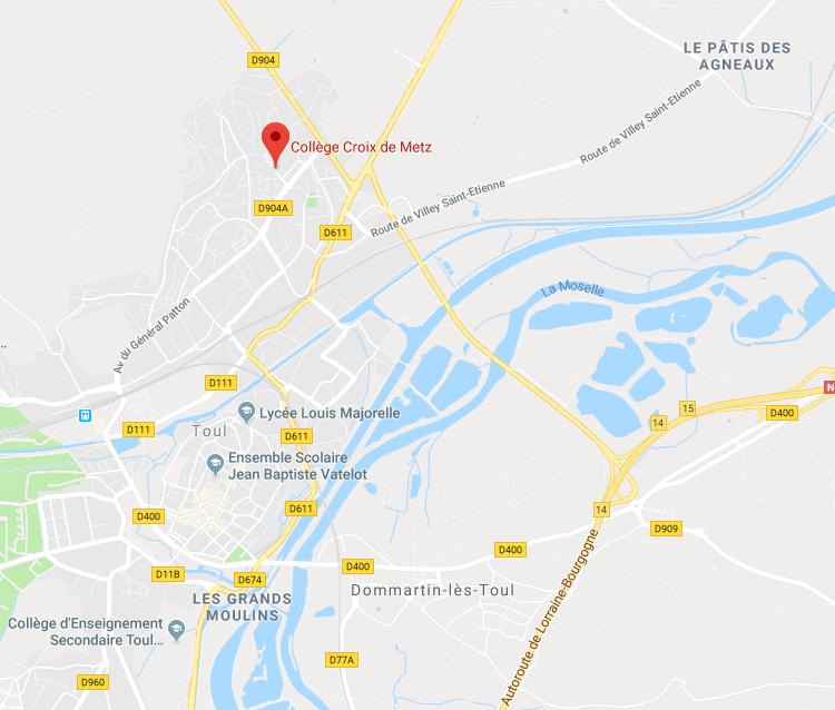 Focus sur une semaine de la citoyenneté et un dispositif de démocratie participative au collège Croix-de-Metz à Toul