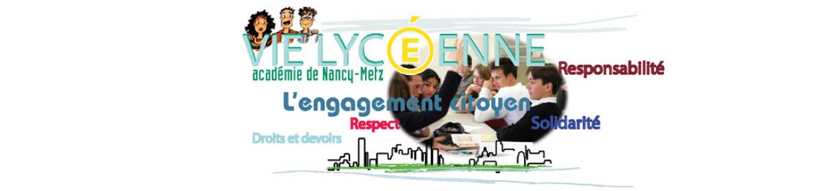 Vie lycéenne – académie de Nancy-Metz
