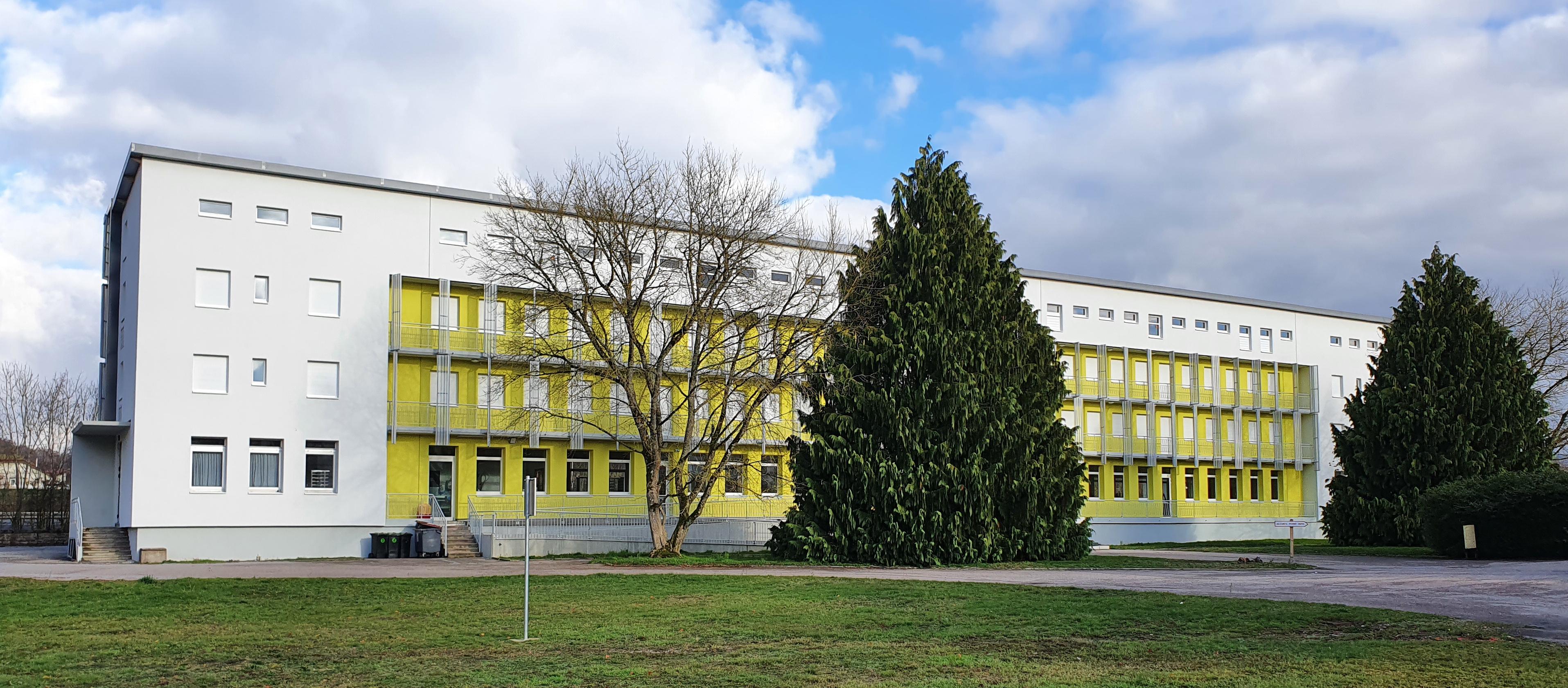 Nouvel hébergement au CFA du BTP 88 de Arches