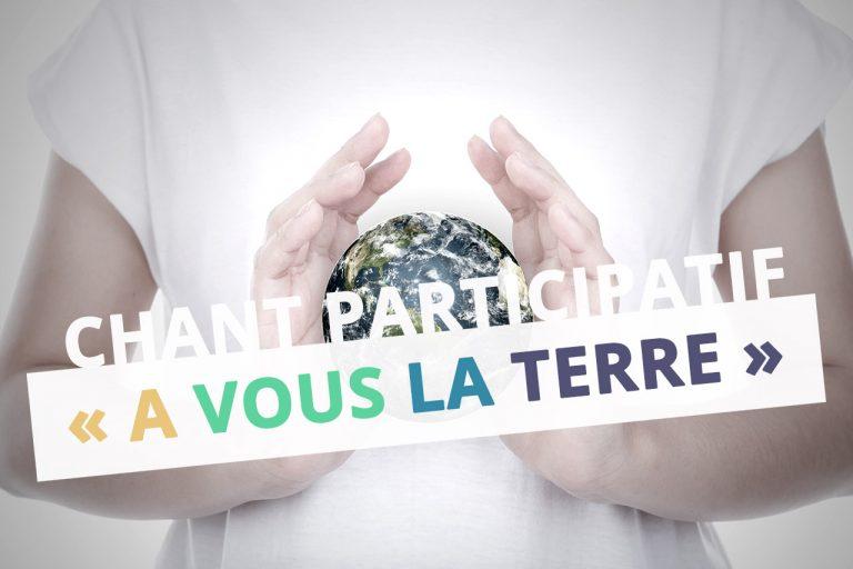 Chant participatif des enfants, parents et enseignants mosellans A vous la Terre des Ogres de Barback EAC57 - DSDEN de la Moselle