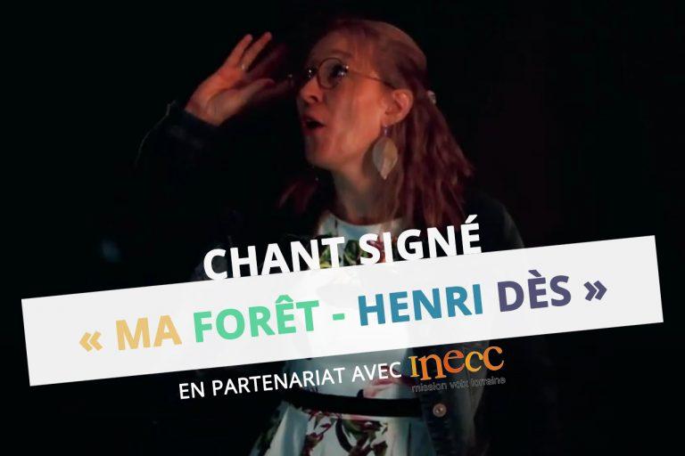 chant signé anais riquier langue des signes inecc kit ressource printemps education nationale musique cpem dsden 57 eac moselle