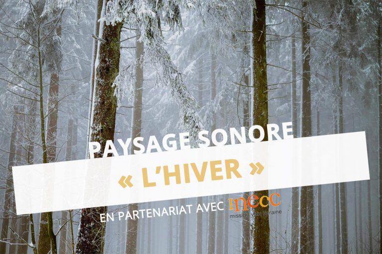 Paysage sonore ressource musique hiver instruments René Le Borgne INECC eac57 dsden moselle cpem
