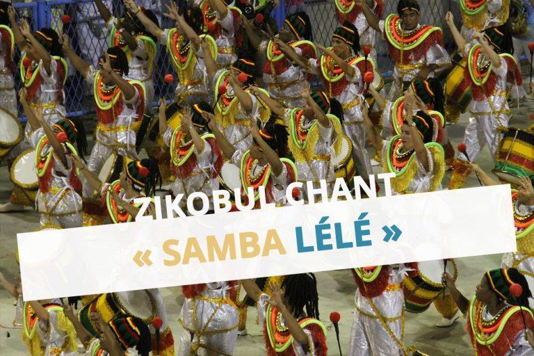 Samba Lélé Zikobul chant rythme danse percussions corporelles éducation musicale école enseignant dsden moselle eac57 cpem