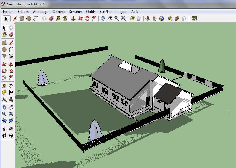 Architecture et construction site de l 39 acad mie nancy metz for Simulation maison construction