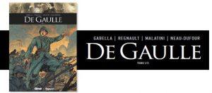 15 fiches pédagogiques pour exploiter la biographie de De Gaulle en BD